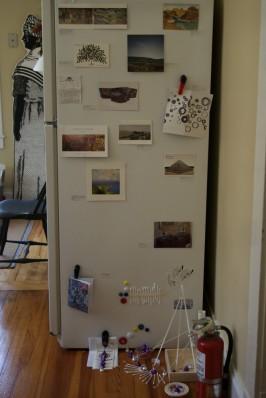 """""""Abundance,"""" exhibition view"""
